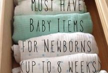 Must haves for newborns