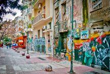 Athens, Exarchia
