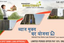Buy 3+1BHK Flats in Noida Extension / Paramount Emotions Buy Ready to 3+1BHK #Flats in Noida At #Affordable price for more details visit on  http://goo.gl/wAM44K