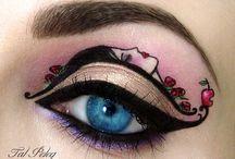 ładne oczy