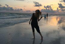 Sarasota and me / Moving here....
