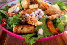 Super Salads / Fresh salad ideas
