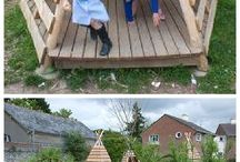 Cabin For Kids Backyards