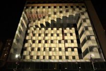 3-D PROJECTION MAPPING / AMAZING PROJECTED LIGHT SHOWS!! ENJOY