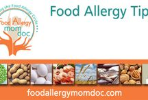 Food Allergy Tips / For more food allergy tips, ideas and resources, visit http://foodallergymomdoc.com/ / by Food Allergy Mom Doc