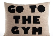 Get Off The Couch And MOVE! / exercise
