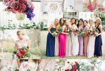 Wedding Colors / by Savannah Stolfus