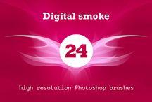 Digital smoke