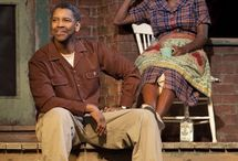 August Wilson Collage / Because MTC is committed to producing all 10 of August Wilson's Century Cycle plays!