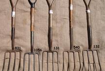 Atlas vidlí -  rycí vidle (digging fork)