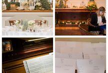 Making of boda Wednesday en invierno / Lo que no se ve en la organización de una boda Wednesday.  What you can't see in a Wednesday Wedding Planners event. Behind the scenes of a wedding