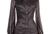 Gothic Tops for Women