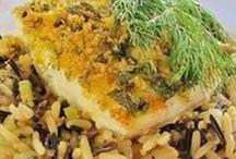 Recipes -- Seafood / Fish Recipes