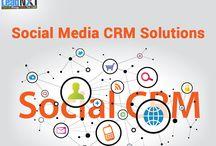 CRM solution for social media