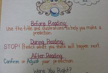 Language Arts: Prediction / This board contains pins about the reading strategy predicting.