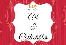 Mini Etsy Mall - Art & Collectibles / Mini Mall of items from our BYES members! To post - join our Facebook group - Boost Your Etsy Sales. See all items on Facebook at https://www.facebook.com/Etsy-Mini-Mall-1911501305742617/?notif_t=fbpage_fan_invite