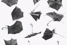 Schirm Collage