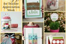 Mother's Day/teacher appreciation / by Teresa Jones