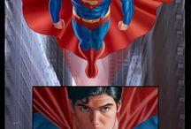superhero stuff / by Donnie king