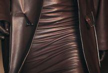 Leather / Leather fashion