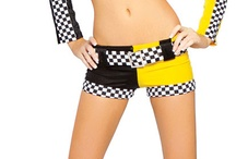 Fashion ✄ Costume (Race Car)