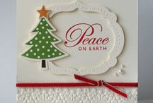 christmas cards / handmade cards