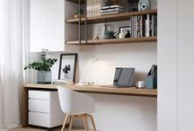 Loftstove/kontor