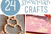January/Snowman/Winter Activities