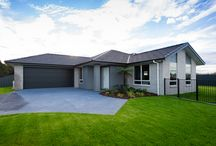 Ideal first home / This 168m2 showhome in the Hawkes Bay has three bedrooms, two bathrooms, a scullery, and open plan living with an outdoor entertaining area!