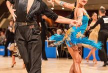 Ballroom Dancing / by Michael Penzek