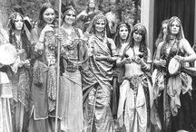History of Tribal Fusion Belly Dance