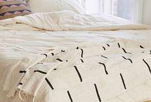 Home Decor and Textiles / Modern home decor with beautiful textile elements and designs.