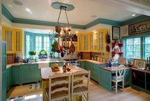 Decor: Kitchen. / by Jenn-Lee