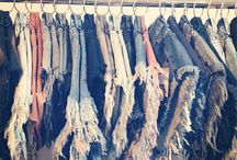 Closets / Too many clothes, not enough space! / by Angi Reynolds