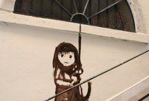 °° Stree art °° / Street art, architecture, coolitude, tout y est !