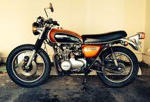 1974 Honda CB550F / This was my 1974 Honda CB550F Super Sport. #firstbike