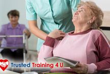Care Home Training Courses / Care homes play a vital role in the provision of support for the frailest members of our society. Training and education for staff are often seen as the key to raising standards and as such are widely promoted.