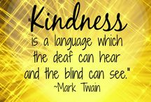 Acts of Kindness / Kindness