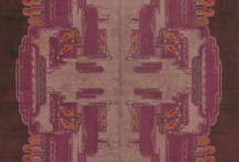 Tapis Art Deco / tapis art déco XXe siècle