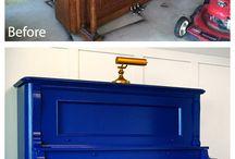Klaviere restaurieren