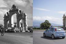 Vincenzo Noletto / Un viaggio nella Napoli di ieri e oggi, grazie al fotografo che ha creato il medesimo sito.