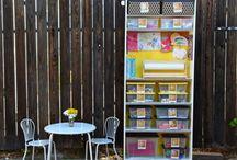 Craft room Organization & Tips