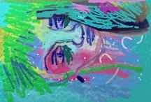Rosario Gallego -Mis pinturas