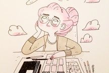 frαnnеrd / illustrations and character design