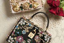 _*diy embellished  bag