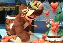 Donkey Kong Country: Tropical Freeze Valentines / Go bananas this Valentine's Day and print your own Donkey Kong Country: Tropical Freeze Valentines!