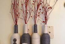 Wine bottles / by Randee Romine