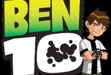 Ben10 / by Trina Hernaez