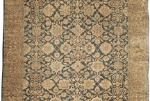 Rugs worth buying! / Variety of antique rugs