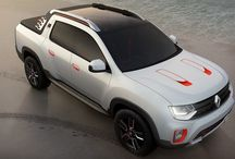 Renault Duster OROCH show car / Renault is set to unveil the Duster Oroch show car in a world premiere at the 28th Sao Paulo Motor Show in Brazil (October 30-November 9). Designed by the Renault design centre for Latin America (RDAL) in Sao Paulo, the Duster Oroch show car is a styling exercise for a recreational pick-up truck with enough room for five people and the robust stance of a true SUV. / by Renault Official